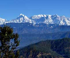 Kausani Tour Package