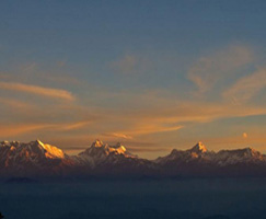 Kausani Honeymoon Tour