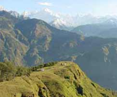 Kausani Honeymoon Tour Package